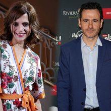 Rodaje Amor en Polvo - Macarena López y Luis Miguel Seguí