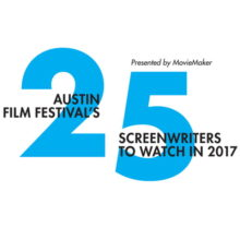 Screenwritters to watch in 2017